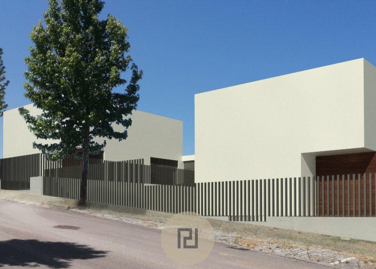 Fotomontagem 5 muro betão